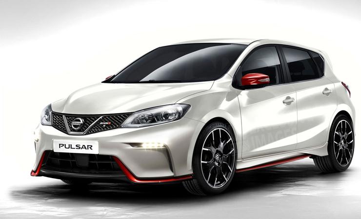 Nissan Pulsar alkatrészek